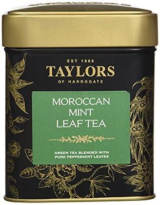 TAYLORS OF HARROGATE Thé Vert à la Menthe Moroccan 125 g