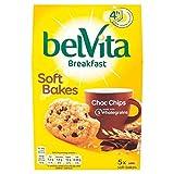 Belvita Soft Bake Chocolate Chip 5 x 50g