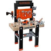 Smoby 360701 - Black + Decker Werkbank Center