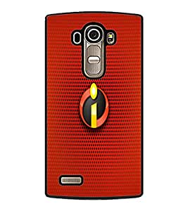 PrintDhaba LGG4bet I D-1618 Back Case Cover for LG G4 (Multi-Coloured)