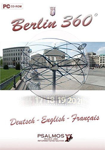 Berlin 360 Grad - CD-ROM für Windows98/2000/XP/Vista/7