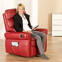 Aufsteh- und Massagesessel »Mobil Deluxe Plus« mit Wärme