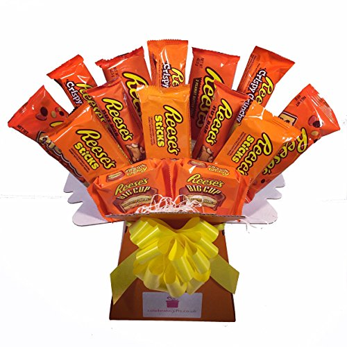 reeses-peanut-butter-chocolate-bouquet-sweet-hamper-tree-perfect-gift