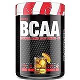 BlackLine 2.0 Juic3d BCAA - Instant Aminosäure Pulver. Vegan, Vitamin B6, Aminos 2:1:1 Leucin, Isoleucin, Valin. 1 x 500g (Pfirsich Eistee)