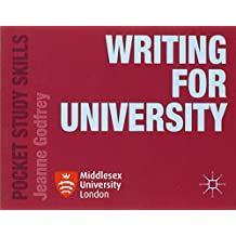 Psgu Writ for Univ Middlesex