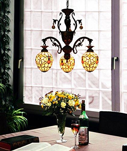 makenier-vintage-en-verre-style-tiffany-effet-vitrail-in-house-fleur-rose-lustre