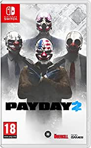 Pay Day 2 - Nintendo Switch