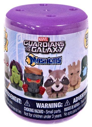 tech21 Guardians of the Galaxy Mashems Figures - 3 Blind Packs