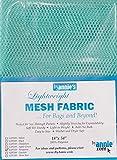 ByAnnie Lightweight Mesh Fabric, 100% Polyester Türkis, 18