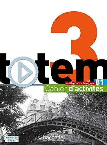 Totem 3 - Cahier d'activités + CD Audio par Sophie Erlich
