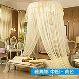 RenshenX Contre Moustiques Insectes De Lit,Dome Ceiling Double Floor Mosquito Net,...