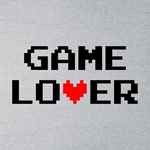 Game Lover Women's Vest Heather Grey