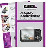 dipos I 6X Schutzfolie klar passend für Sealife DC2000 Folie Displayschutzfolie
