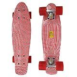 High Bounce Skateboard, 56 cm, gepunktet