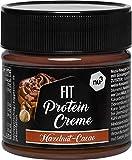 nu3 Fit Protein Crème Pâte à Tartiner au Chocolat/aux Noisettes sans Huile de Palme Pate à Tartiner Protéinée 21% Faible en Sucre 200 g...