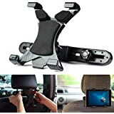 "Pstz Tablet Headrest Holder for the car, car bracket for iPad and Samsung Galaxy tablet 7 ""-10"""
