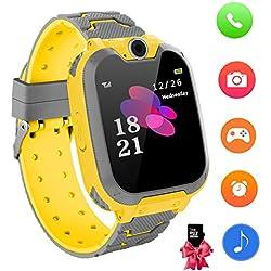 Reloj Inteligente para niños- No GPS, llamadas, camara, tarjeta SD para musica