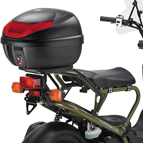 Gepäckträger Honda Motorrad (Gepäckträger Givi Honda Zoomer 50 AF66 05-12)