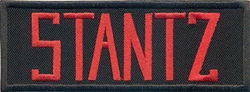 Namensschild STANTZ Uniform Kostüm Aufnäher Abzeichen ()