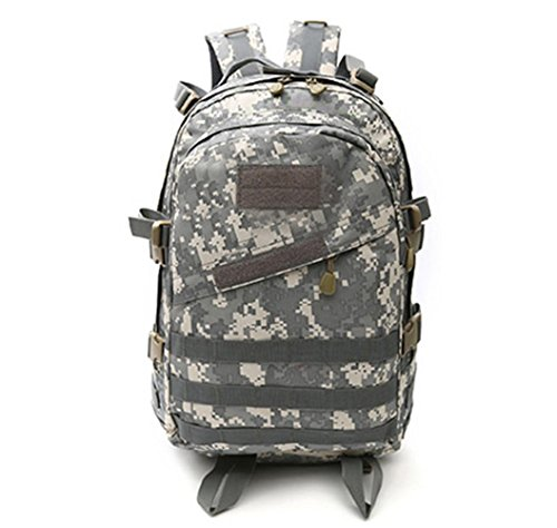 Camouflage Shoulder Bag Maschio Tour A Piedi Di Campeggio Esterna Impermeabile Zaino Da Viaggio , camouflage 3 camouflage 4