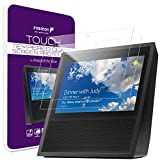 Amazon Echo Show Screen Protector (2 Pack), Fosmon TOUCH HD Clear [Shatter Proof