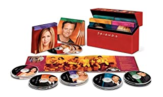 Friends: Complete Series Collection [Import USA Zone 1] (B000H6SXMY) | Amazon price tracker / tracking, Amazon price history charts, Amazon price watches, Amazon price drop alerts