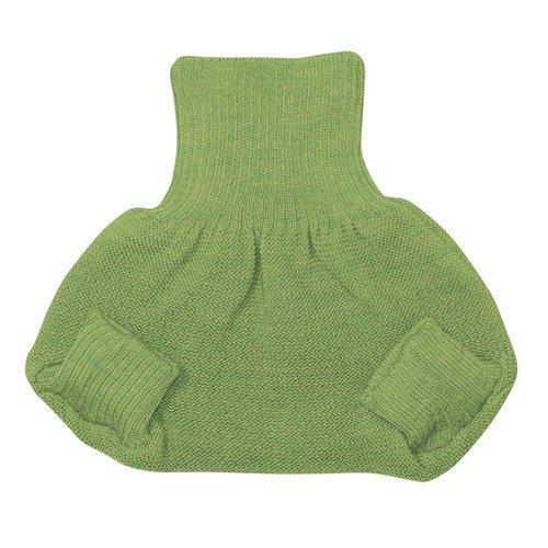 Preisvergleich Produktbild Disana Baby Wollwindelhose aus Merino-Schurwolle kbT, Grün Gr. 74/80