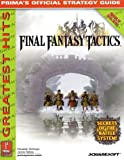 Final Fantasy Tactics Greatest Hits - Prima's Official Strategy Guide - Prima Games - 01/07/2001