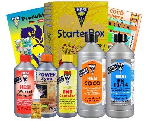 Hesi Starterbox Coco (Super Pack Power Start)