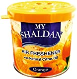 #9: My Shaldan Orange Car Air Freshener (80 g)