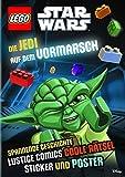 LEGO Star Wars Die Jedi auf dem Vormarsch: mit Sticker und Poster