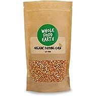 Wholefood Earth Organic Popping Corn, 2 kg