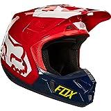 Fox Helm V2 Preme Rot Gr. M