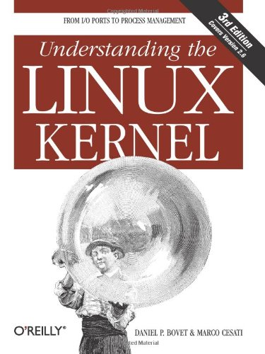 Understanding the Linux Kernel 3e par Daniel P Bovet