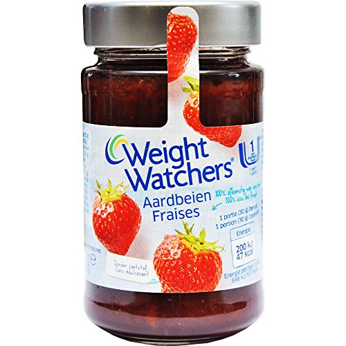 weight-watchers-fraises-erdbeermarmelade-250g