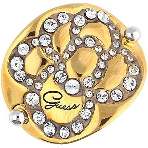 Guess mujer dedo anillo oro/plata UBR11305