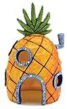 Penn-Plax SBR10 SpongeBob's Ananas Haus, 16.5 cm