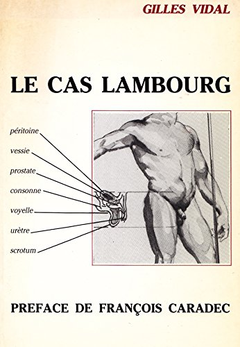LE CAS LAMBOURG (French Edition)