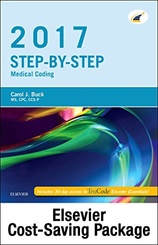 Step-by-Step Medical Coding 2017 Edition + Workbook + ICD-10-CM 2017 for Hospitals Professional Edition + ICD-10-PCS Professional Edition 2017 + HCPCS ... 2017 + AMA 2017 CPT Professional Edition
