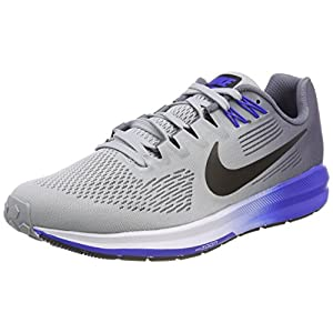 51VRF2bK8 L. SS300  - Nike Men's Air Zoom Structure 21 Competition Running Shoes