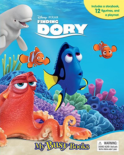 Finding Dory Busy Book