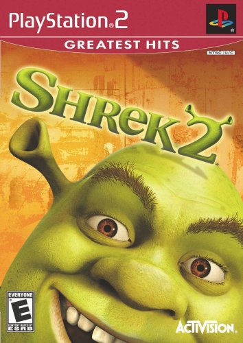 ACTIVISION 102 887 PLAY STATION 2   SHREK 2