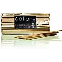 Hive options - Espátulas pequeñas desechables para depilación (lote de 50)
