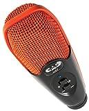 CAD Audio U37SE-OR Microphone à condensateur avec Trépied Câble USB 10\