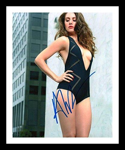 Alison Brie Autogramme Signiert Und Gerahmt Foto - Brie Alison Fotos
