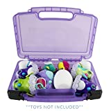 Life Made Better Mon Oeuf Caisse Stockage Organisateur-Compatible avec Hatchimals Surprise & Hatchimals Brillant Jardin Marques-Violet