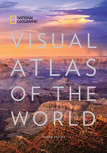 Visual Atlas of the World (National Geographic Visual Atlas of the World) por National Geographic