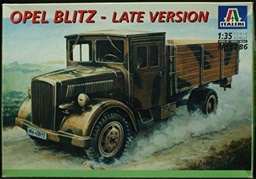 Italieri Opel Blitz - Late Version 1:35