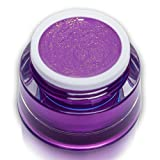Premium Meerjungfrauen Gel Mermaid UV-Gel Lila Purple Farbgel Nageldesign Nailart RM Beautynails