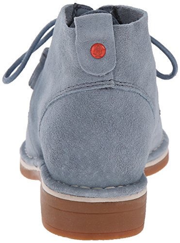 Hush Puppies  Cyra Catelyn,  Stivali Donna Blue Suede